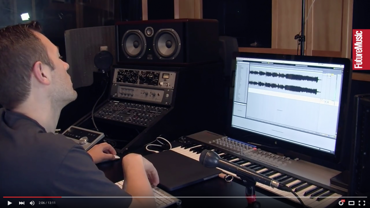 FM: Chris Lake In The Studio explaining how to create vocal riser FX