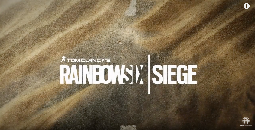 Tom Clancy's Rainbow Six Siege – Operation Dust Line Trailer, by Lyynk !