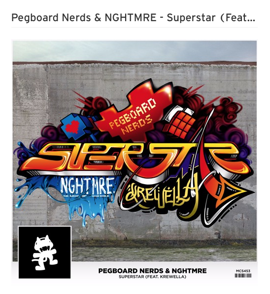 Pegboard Nerds & NGHTMRE – Superstar (Feat. Krewella)