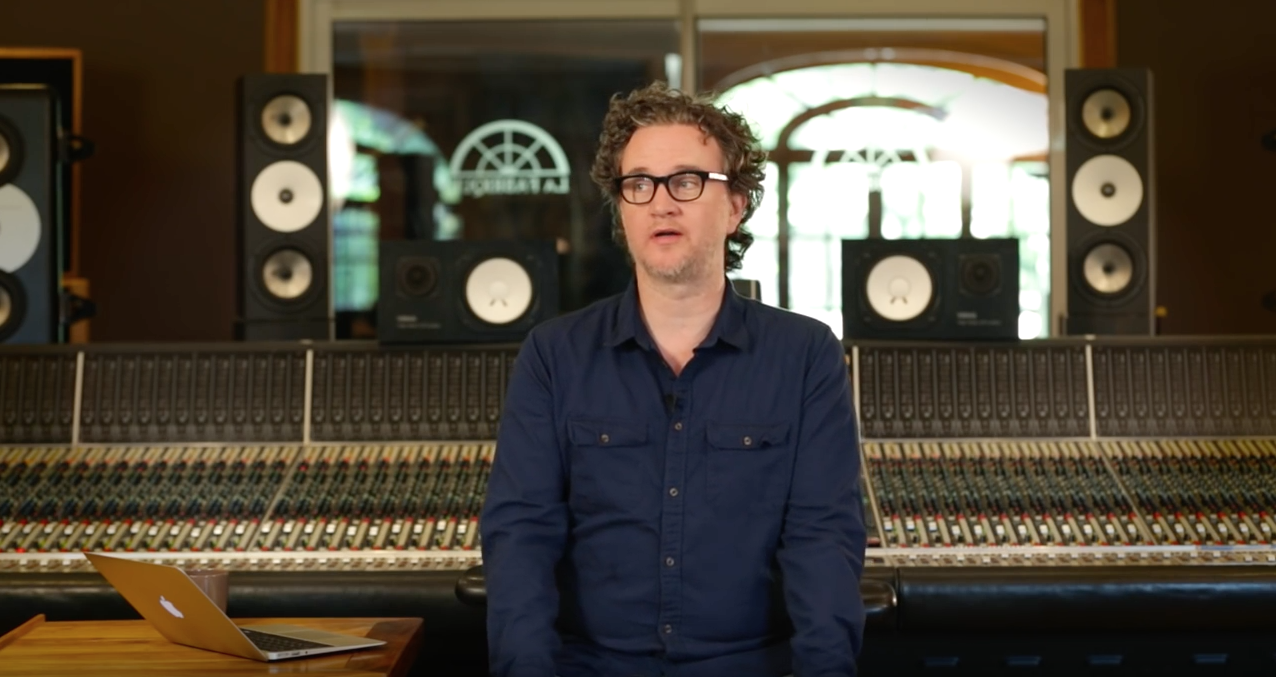 Q&A with the great Greg Wells!!