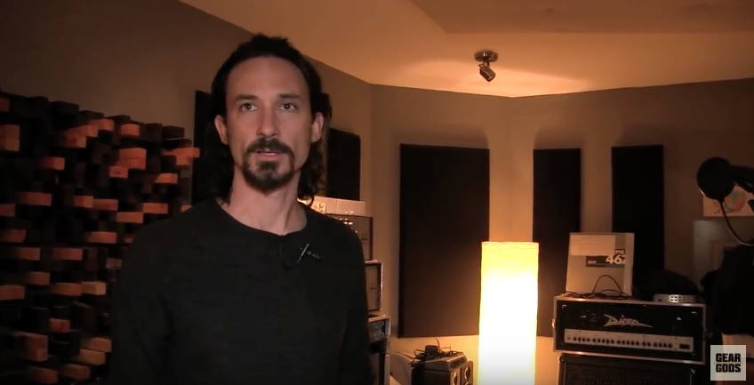 SILVER CORD GOJIRA's studio visit &  Magma Interview from