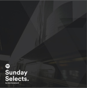 Eternity Network shared my track « Hot & Heavy » in its « Sunday Selects » spotify playlist
