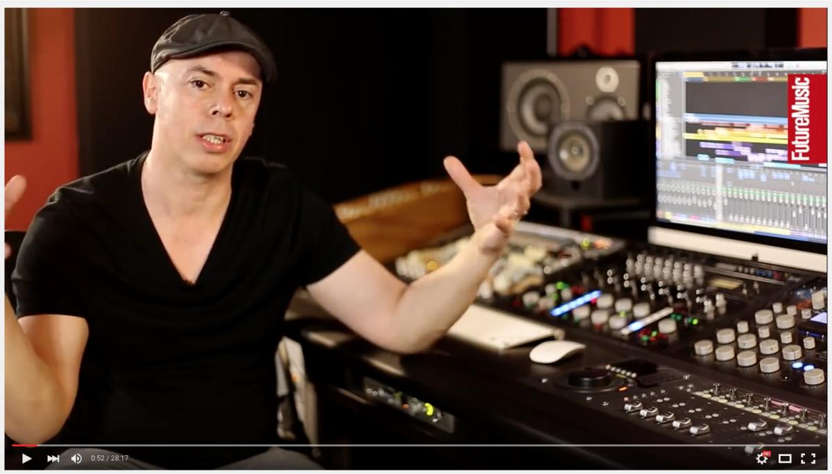 Luca Pretolesi on mixing Major Lazer's Too Original