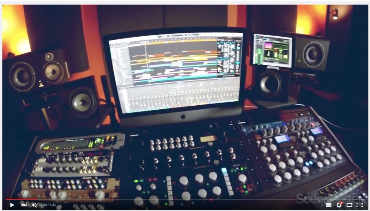 Luca Pretolesi – Mixing Engineer's Point of View – SoundBetter