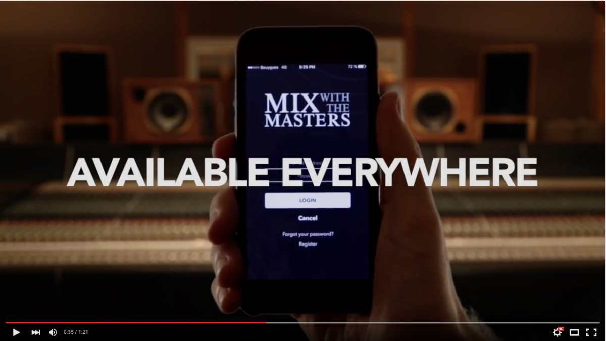 Mix With The Master Online