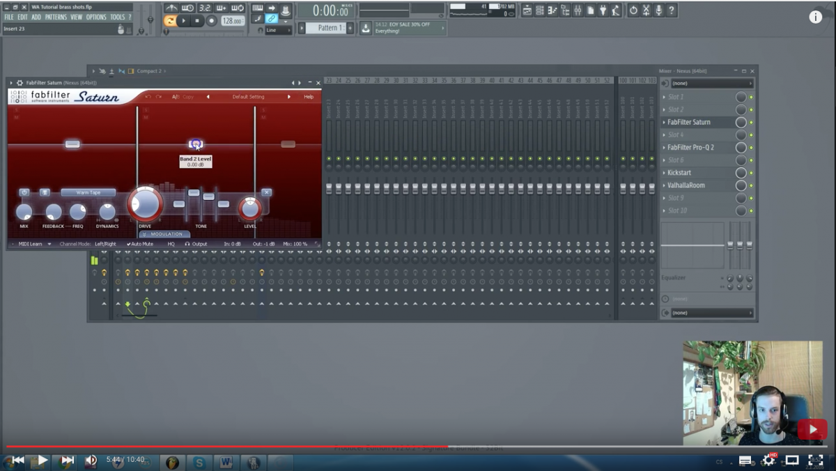W.A. Production – How to EDM: EDM Drop Stabs, Brass Shots & Horns