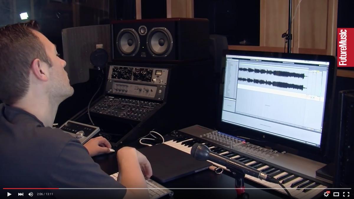 FM: Chris Lake In The Studio explaining how to create vocal riser FX