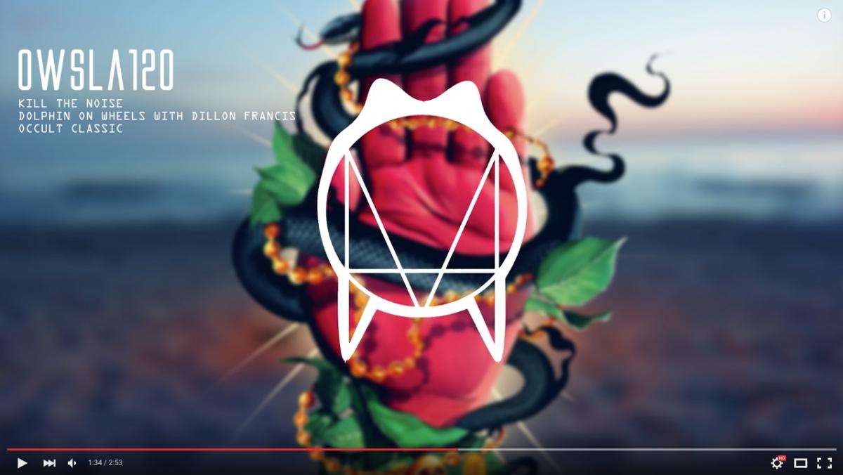 Kill The Noise – Dolphin On Wheels with Dillon Francis