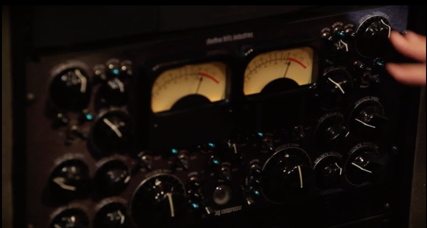 CLA talking about his delays, reverbs and Shadow Hills Mastering Compressor