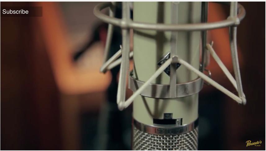 Telefunken 251 Microphone Overview by John McBride