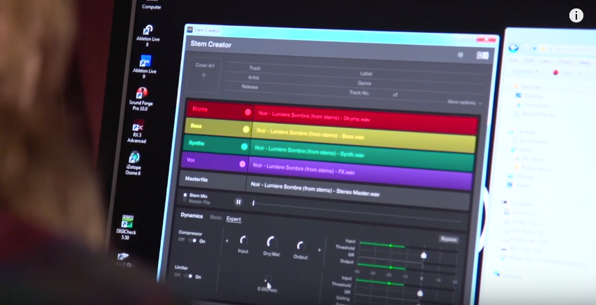 Mastering Stems Video serie from Native Instruments available on Youtube.