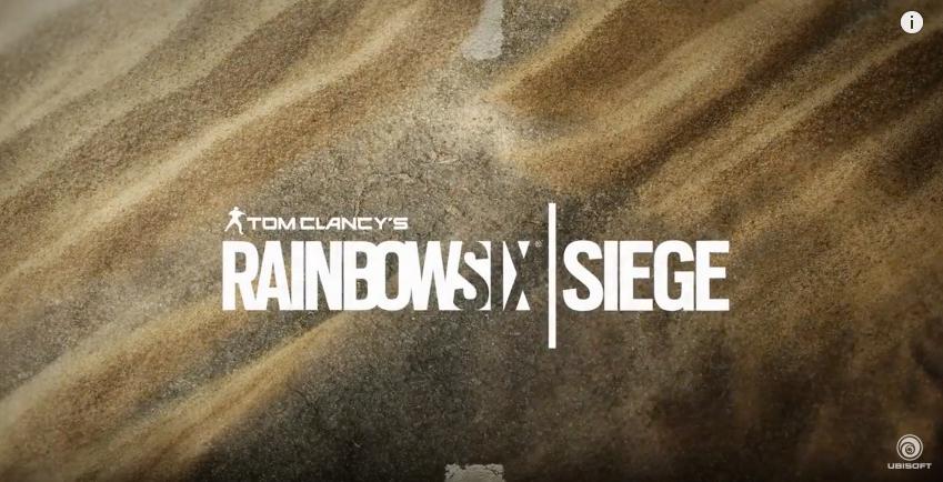 Tom Clancy's Rainbow Six Siege – Operation Dust Line Trailer, by Lyynk !