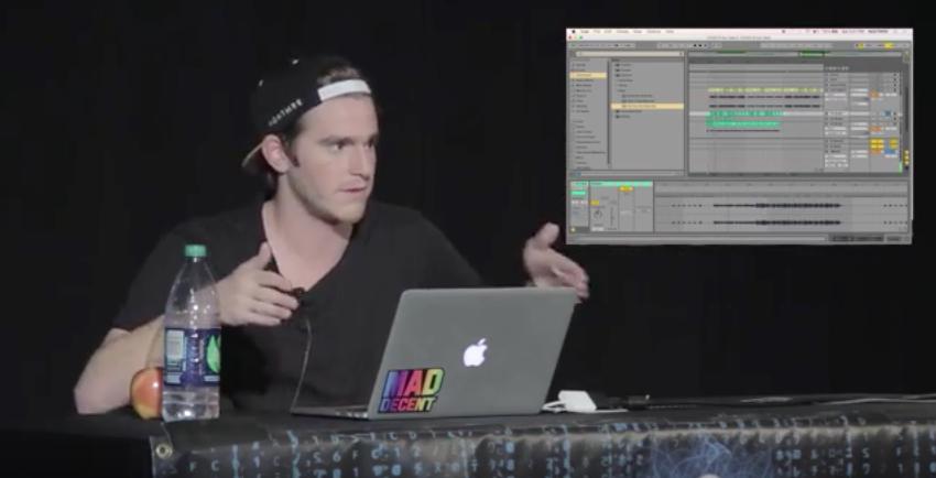 PRO PRESENTS: NGHTMRE Ableton Demo + Q&A @ The Loft UCSD