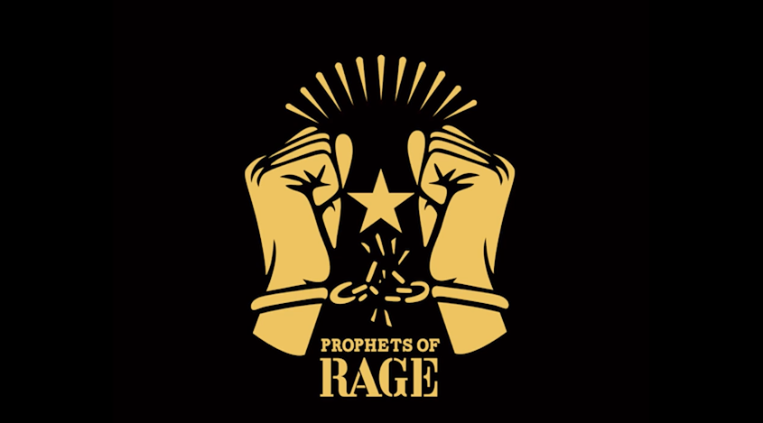 Prophets of Rage first single!!! Perfect!!!!