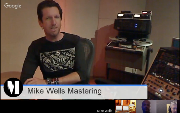 Mike Wells Mastering Q&A Pt1: Stem Mastering and more – Hosted by Ma'at Hotep