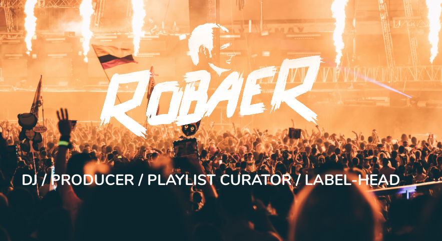 DJ/PRODUCER/PLAYLIST CURATOR/LABEL-HEAD Robaer selected my track «Hot & Heavy» for his spotify playlist «CHILL SOUND»!!